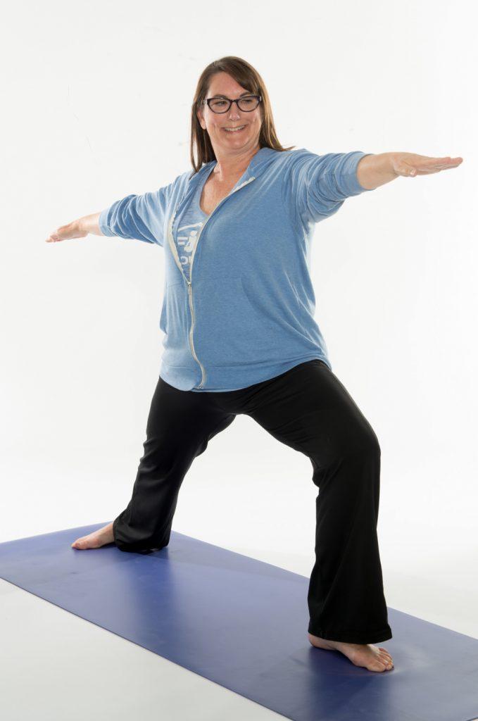 Yoga Tonya